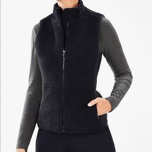 NEW Fabletics Sedona Fleece Vest
